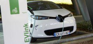 borne recharge électrique réunion