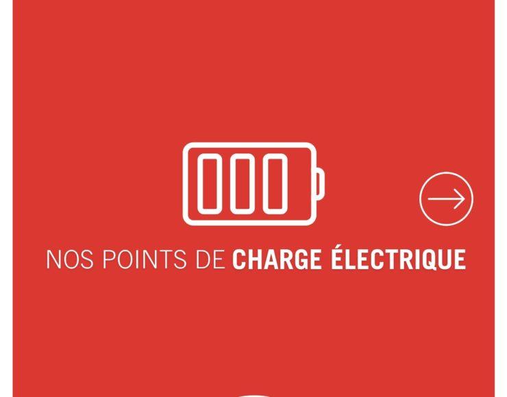 borne de recharge électrique Réunion